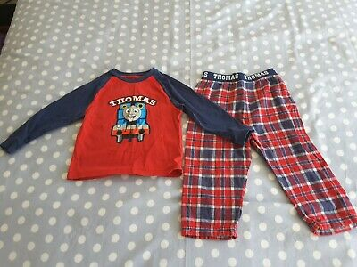 £3.50 • Buy Marks And Spencer Thomas The Tank Engine Pyjamas 2-3 Years. Great Condition.
