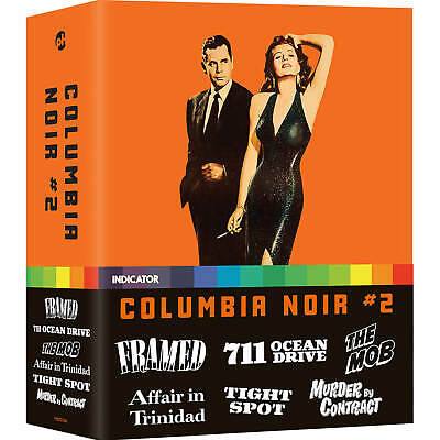 £49.99 • Buy Columbia Noir #2 Limited Edition Blu-ray Sealed