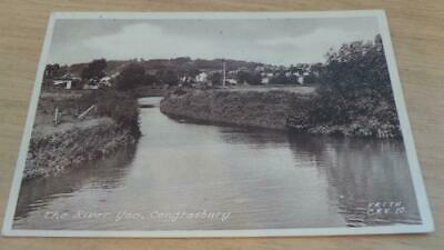 £3 • Buy AG1184: Postcard - Congresbury Nr Bristol - The River Yeo 1965 - Frith's - Used