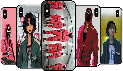 £5.99 • Buy Squid Game Phone Case Cover For Iphone 6 7 8 Plus X XR XS MAX 11 12 Pro