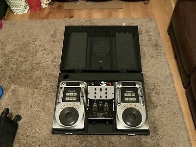 £100 • Buy Numark Axis 4 CD Decks. Mixer, Cables And Case Included