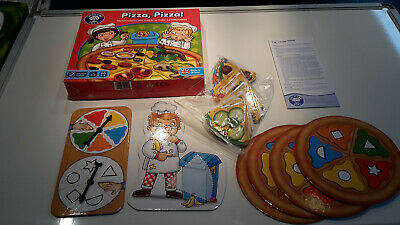 £2 • Buy Orchard Toys Pizza, Pizza Game