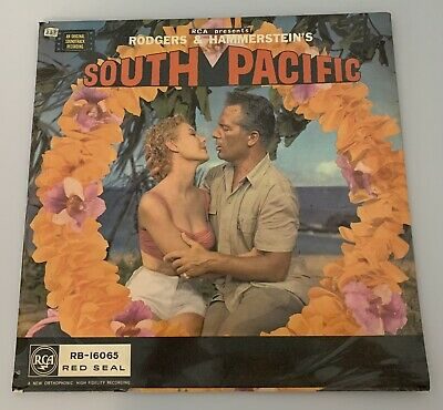 £4.99 • Buy Rodgers And Hammerstein's South Pacific Vinyl Record 1958