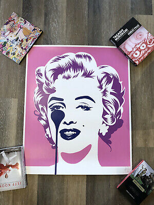 £200 • Buy Marilyn Classic – PURE EVIL - Limited Edition Print.