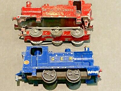 £5 • Buy 00 Gauge - Dinky And Budgie - Diecast Tank Engines