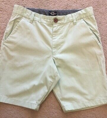 £0.99 • Buy Boys Next Shorts Age 14 Yrs Old Mint Green Colour