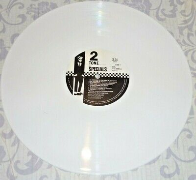 £16 • Buy THE SPECIALS WHITE VINYL 2014 LP ONLY (NO COVER) See Details