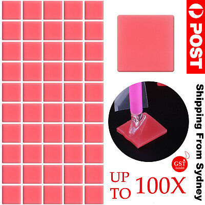 AU6.99 • Buy 10-100 Diamond Painting Glue Clay Wax Fits For DIY Embroidery Cross Stitch Tools