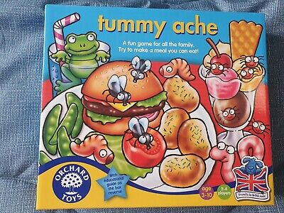 £3 • Buy Orchard Toys Tummy Ache - 5011863100221 Excellent Condition
