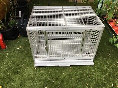 £250 • Buy King Travel Parrot Cage Large Size