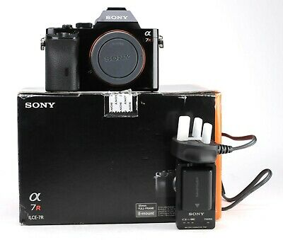 View Details Sony Alpha A7R Mirrorless Camera Body - E Mount - 4K - Boxed - Battery & Charger • 569.99£