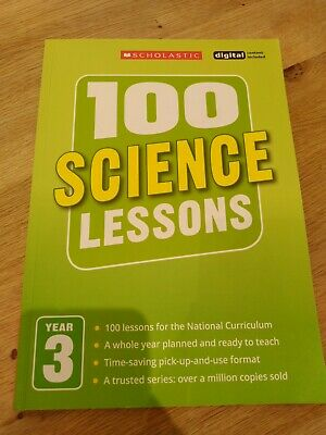 £2.50 • Buy 100 Science Lessons: Year 3 By Malcolm Anderson (2014)
