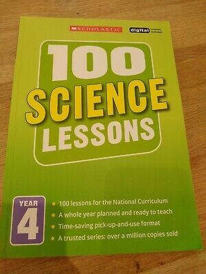 £1 • Buy 100 Science Lessons: Year 4 By Kendra McMahon (2014)