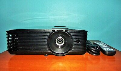 AU399.25 • Buy Optoma HD146X 1080P Home Theater Projector Very Good Condition Nice Image Issue