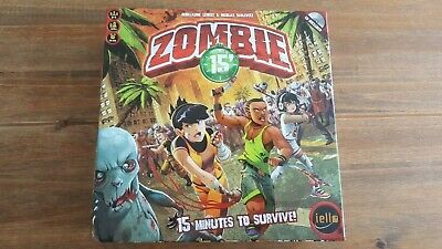 £24.99 • Buy Zombie 15 Board Game Hard To Find In UK