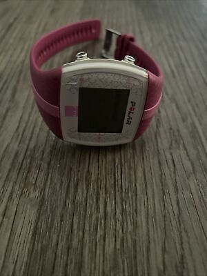 $14 • Buy Polar FT4 Heart Rate Monitor - Pink Watch