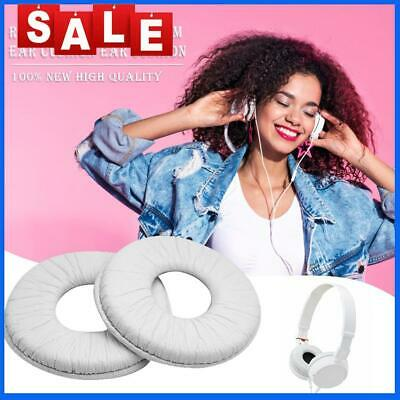 £4.68 • Buy 1 Pair Sponge Replacement Ear Pads Cushion For SONY MDR-ZX100 ZX300 (White)