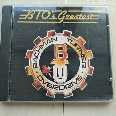 £1.99 • Buy Bachman-Turner Overdrive – BTO's Greatest -BB1