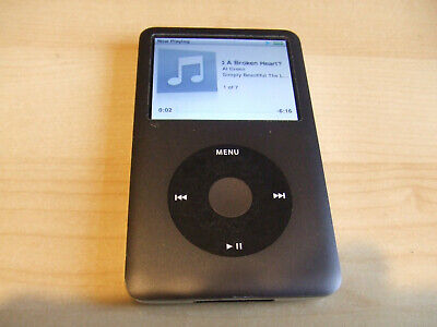 £95 • Buy Apple IPod Classic 7th Generation 160GB Space Grey A1238