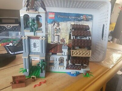£10 • Buy LEGO Pirates Of The Caribbean The Mill (4183) Complete With Minifigures