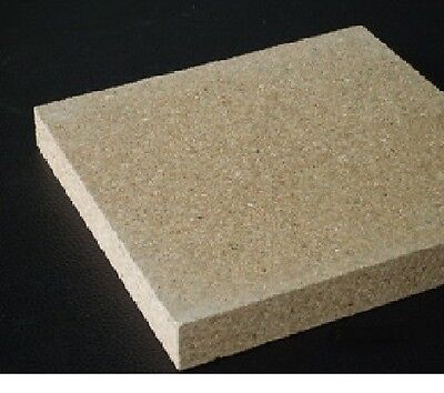 £23.85 • Buy Fire Brick Replacement 300mm X 300mm X 30mm Thick - Stove Brick