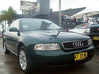 AU5990 • Buy 1996 Audi A4 2.6 Green 5sp M Sedan
