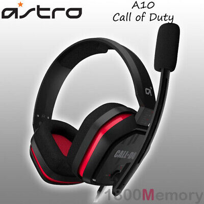 £93.19 • Buy Astro A10 Wired Gaming Headset Headphones Call Of Duty Limited Edition XBox PS5