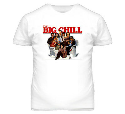 The Big Chill Cast T Shirt • 15.33£