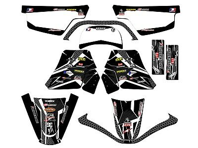 $ CDN84.66 • Buy Pw 50 1990 - 2018 Graphics Kit Yamaha Pw50 09 08 07 Deco Decals Stickers Moto