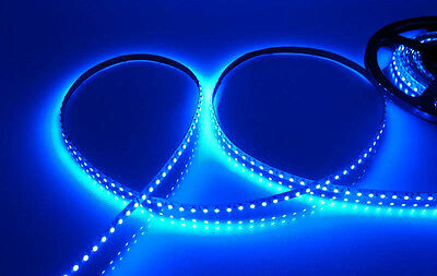 AU24.39 • Buy Aquarium Fish Tank BLUE Moon Lighting LED Strip 100 Lumens/Ft Salt Water Reef