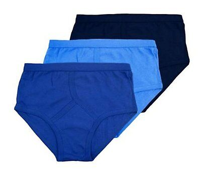 Mens Y-front Briefs, 4 Colours. Size M-xxxxxl. 100% Cotton. Only £2.00!!! • 2£