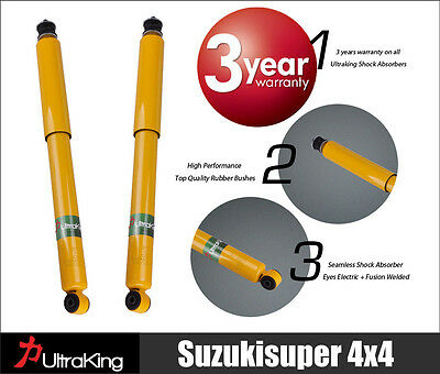 AU80.10 • Buy 2 Rear STD & LOW Holden Commodore Statesman VT,VX,VY. Sedan Shock Absorbers