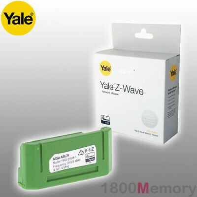 Yale Assure ZWave Network Module Z-Wave For Yale Assure Lock Remote Control • 48.97£