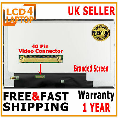 """£352.25 • Buy Replacement ADVENT MONZA C1 A15RV03 RED 15.6"""" LED Laptop HD Screen"""