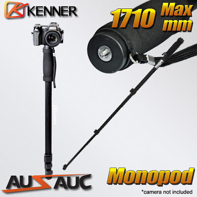 AU19.95 • Buy 1.71 M MONOPOD Tripod For Digital Camera DSLR With Bag