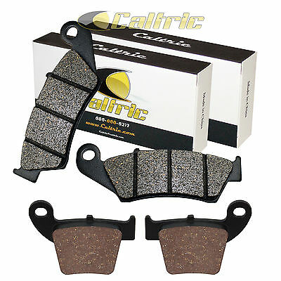 $12.85 • Buy Brake Pads For Honda CRF250 CRF250R 2004-2018 Front Rear Motorcycle Pads