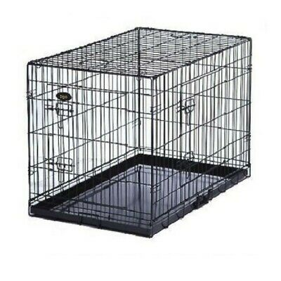 £23.99 • Buy Dog Cage Puppy Training Crate Pet Carrier - Small Medium Large Xl Xxl Cages