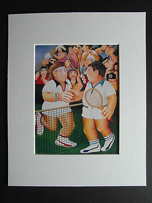Beryl Cook  Mens Singles  Mounted Card 10 X 8 Funny  • 3.99£