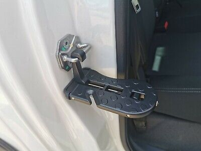 AU19.95 • Buy Car Door Latch Hook Step Foot Pedal Hammer Ladder For SUV Ute Easy Roof Access