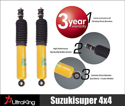 AU131.09 • Buy 2 Front Gas Shock Absorbers Delica L400 PD4V PD5W PD6W PE8W 4WD Wagon 1994-2007