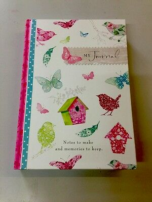 Notebook Journal Plain Paper Lucy Cromwell Hallmark 11238663 • 7.99£