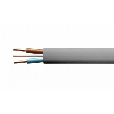 5 Metre Cut OF 10mm 10.0mm T&E Twin & Earth - Shower / Cooker Cable 6242Y • 19.99£