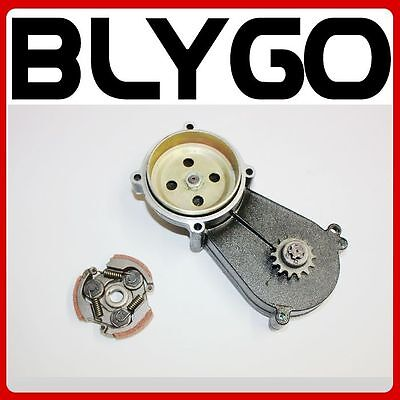 AU31.49 • Buy Clutch Drum Housing Gear Box + Clutch 47 49cc Mini Pocket Quad Dirt Bike ATV