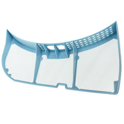 £9.59 • Buy Tumble Dryer Filter For INDESIT IDCE8450BKUK IS70C ISL70CEX Blue Lint Fluff Cage