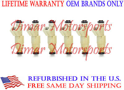 $179.99 • Buy Lifetime Warranty - OEM GENUINE BOSCH Fuel Injector Set 0280155811 0280155766