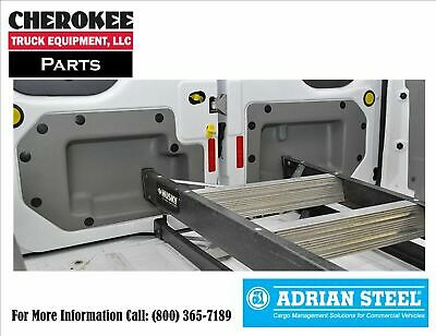$92.95 • Buy Adrian Steel SLPTC, Step Ladder Panel For Transit Connect Rear Doors