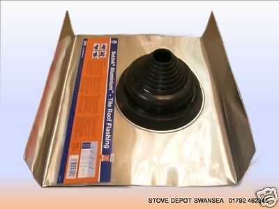 £28.50 • Buy Seldek NO 1 Flat And Pitched Roof Universal Flashing For Flues Pipes SDA 101