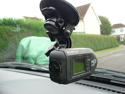 NEW Suction Cup Action Mount For Drift HD HD170 Ghost & Most Cameras UK Stock • 14£