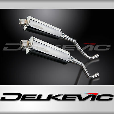AU529.95 • Buy Yamaha Xt660x Xt660r 2004-2019 350mm Oval Stainless Exhaust System