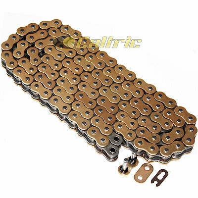 AU42.27 • Buy O-Ring Drive Chain For Harley Davidson Xlh1200 Sportster Deluxe 1988-1990 Golden